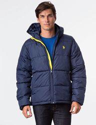 Зимняя куртка U. S. Polo ASSN. Оригинал Размер S и М