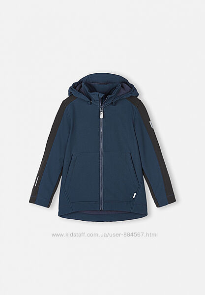 Куртка для мальчика Reima Softshell Sipoo. Размеры 104 - 164