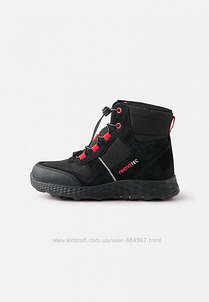 Демисезонные ботинки для мальчика Reimatec Ehtii. Размеры 28 - 40