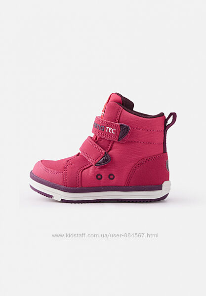 Ботинки демисезонные для девочки Reimatec Patter. Размеры 20 - 38