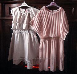 Monsoon  Jacadi Name It Tommy Hilfiger наши нарядные летние платья 10-12л