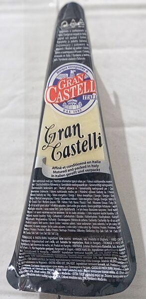 Твердый сыр, Gran Castelli 200 gr, Grana Padano, Грана Падано, от 3кг. сир