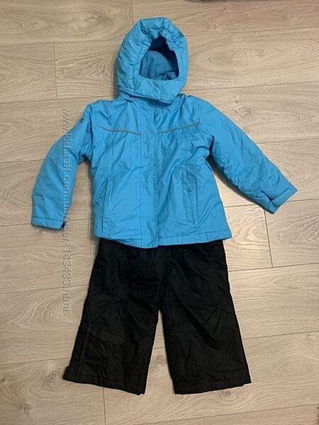 Продам зимний термо комплект куртку штаны