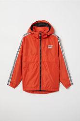 Куртка вітровка на флісі H&M 152р
