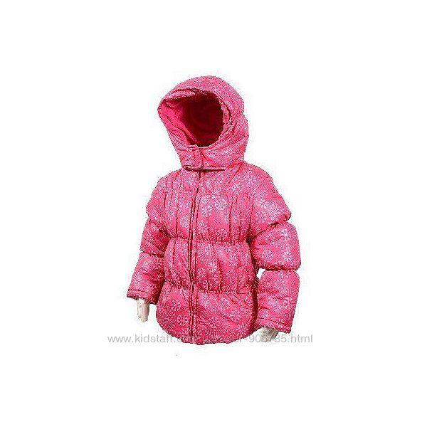 РАСПРОДАЖА Дутая демисезонная курточка. Рост 92-128.