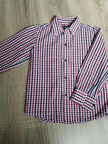 Рубашка для хлопчика 122р
