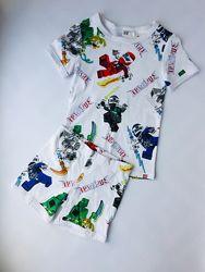 Детская пижама HM ниндзяго дитяча піжама нінзяго