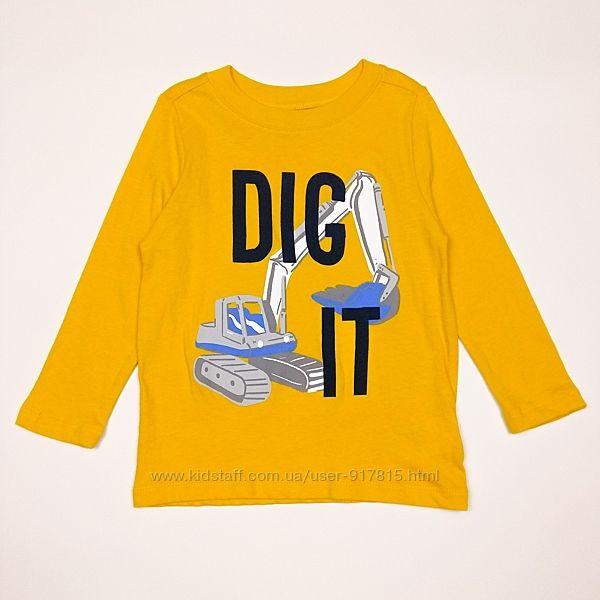 Регланы футболки для мальчика из США