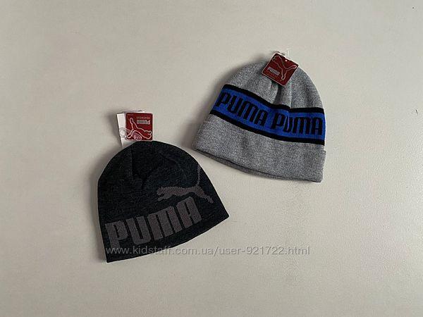 Новая брендовая шапка оригинал из США Puma