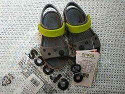 Босоножки Crocs для деток