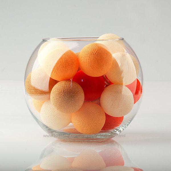 Гирлянда Orange Mood 20, 35 и 50 шт