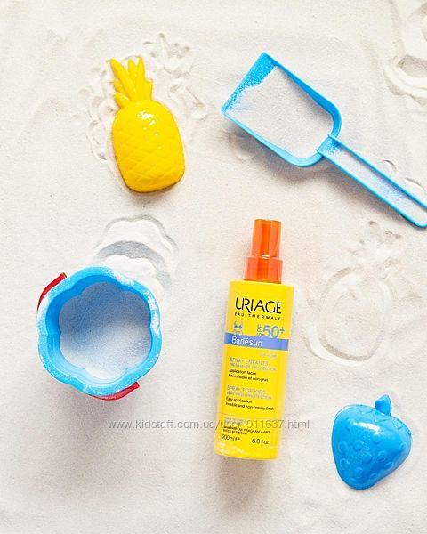 Солнцезащитный спрей от Uriage SPF 50