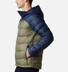 Мужской зимний пуховик Columbia М L 46 48 50 Оригинал мужская зимняя куртк