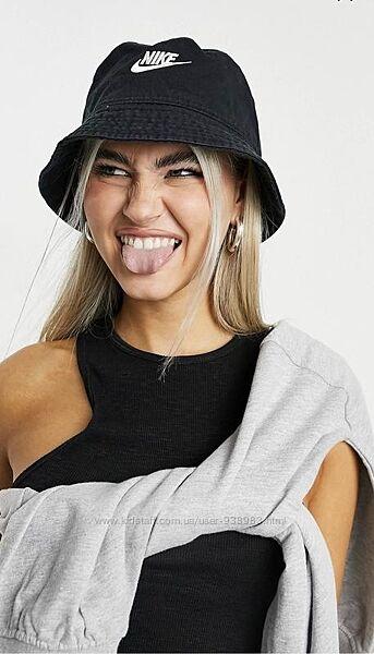 Черная панама nike оригинал шляпа картуз блайзер кепка бейсболка