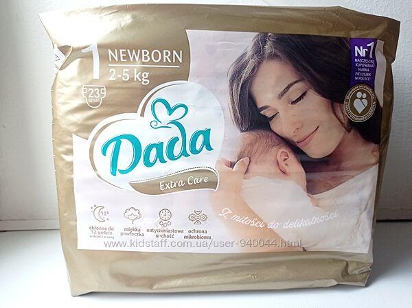 Подгузники Dada Extra care Little one размер 1