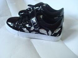 Мокасины туфли для девочки на платформе