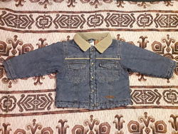 Модная детская демисезонная курточка Пилот