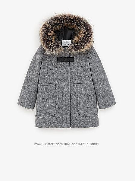 Продам осеннее пальто Zara