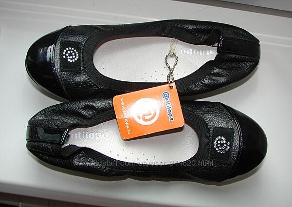 Балетки туфли Antilopa 36 р. , 22,5-23 см