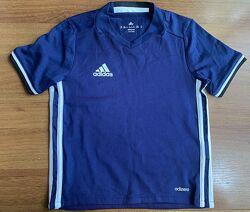Спортивная футболка для мальчика Adidas 116см