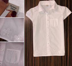 школьная блуза на 10-11 лет