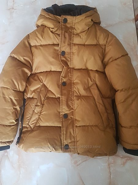 Куртка Zara Boys 116см. Демисезон