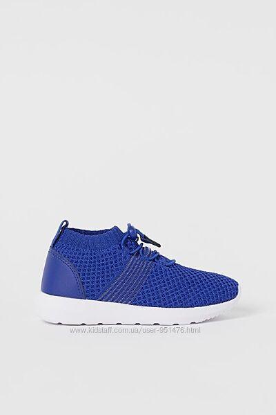 Легенькі тканинні кросівки для хлопчиків від H&M Англія
