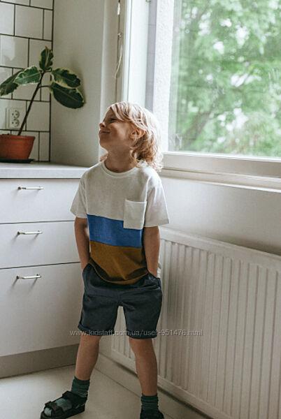 Футболка для хлопчиків від Zara Іспанія