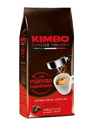 Кофе KIMBO Espresso Napoletano 1000 г зерновой