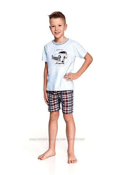 Новые модельки стильных пижамок для мальчиков фирмы Taro, Польша
