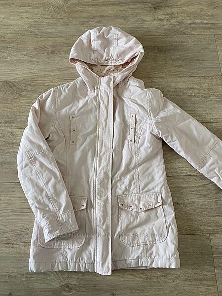 Демісезонне пальто-куртка, 152-158