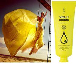 Натуральный крем для рук с витамином С DuoLife Vita C Beauty Care
