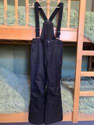 Детские лыжные штаны, комбинезон на рост 152 см