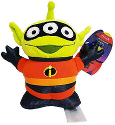 Мягкая игрушка инопланетянин, История игрушек Toy Story Disney оригинал