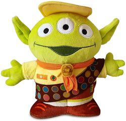 Мягкая игрушка инопланетянин История игрушек Toy Story Disney оригинал