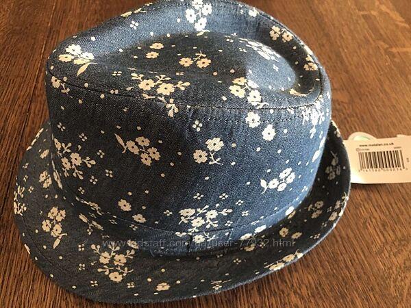 Детская шляпа, размер 8-13 лет. Бренд Matalan.