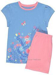 Пижамки для детей, Carters, OshKosh, GAP,  George.