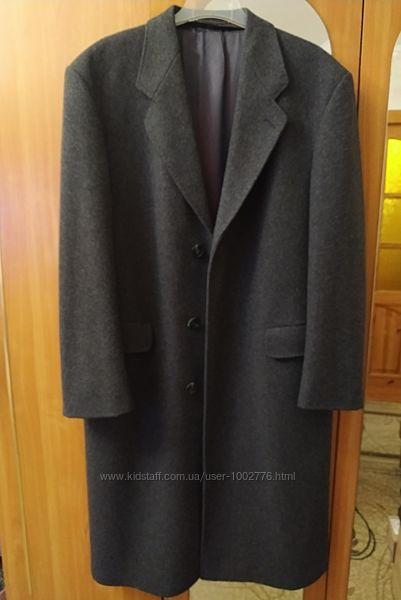 Мужское шерстяное пальто Steinbock Австрия
