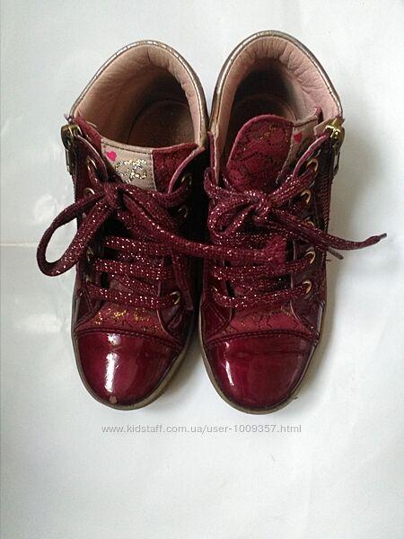 Демисезонные ботинки Pablosky, 31р.