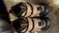 Зимние ботинки  ecco р. 27  экко сапожки