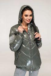 Куртка деми цвета популярная модель рр.44-54