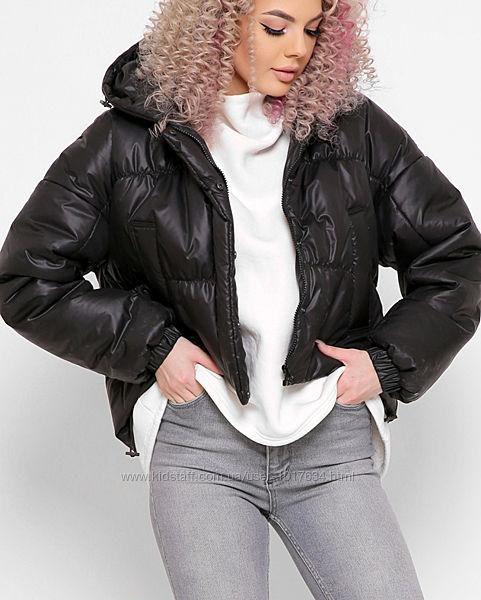Стильная модная деми куртка цвета рр.42-48