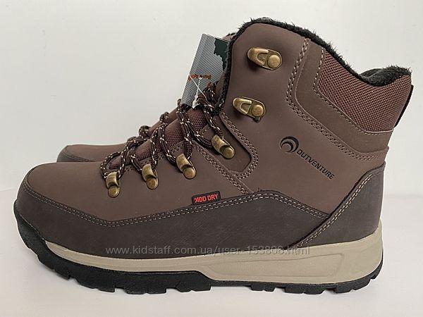 Классные ботинки для подростков Outventure размеры 39-40