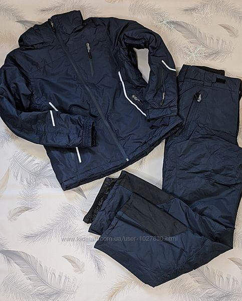 Лыжный женский термо костюм. размер м 48