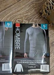 Немецкое термо белье комплект реглан и штаны для подростов и мужчин М-3хл