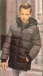 Куртка зимняя для мальчика. Германия р.140
