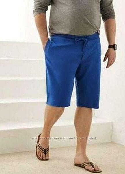 Отличные мужские шорты. Большие размеры . Хлопок. Германия