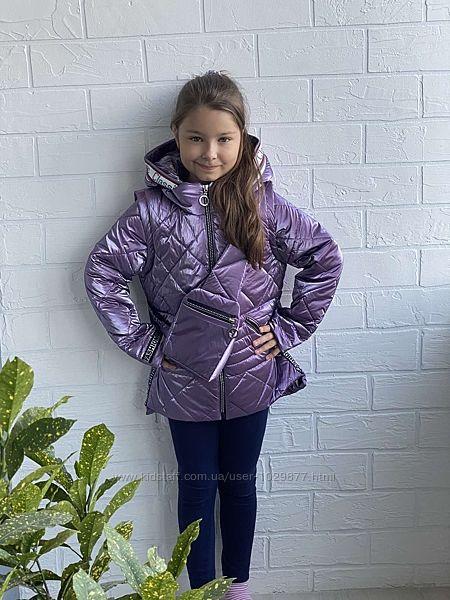 Демисезонная куртка-жилетка Classik для девочек и подростков