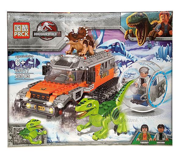 Конструктор 69017 Мир динозавров