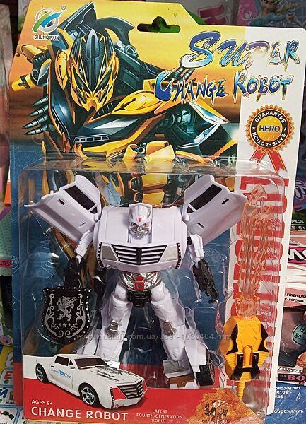 Трансформер CHANGER ROBOT